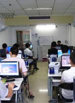 南京web前端培训中心学习环境