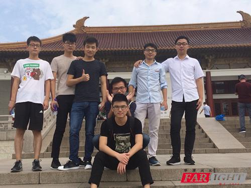 南京华清JAVA培训学院学员玩转不一样的博物馆